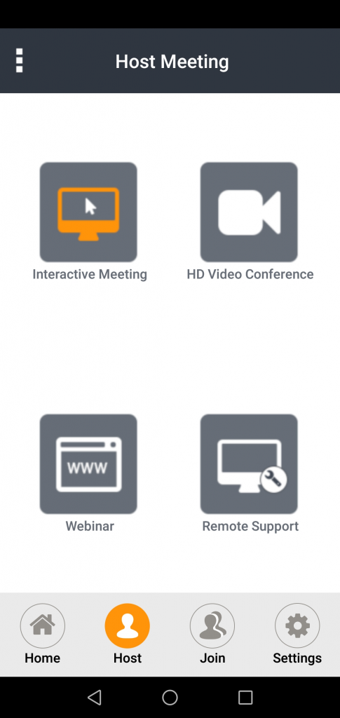 Online Gruppen Meetings vs Video Konferenzen mit Desktop Sharing